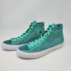 Converse Flyknit High Top Shoes